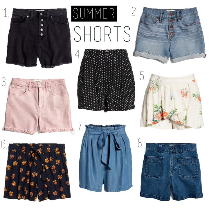 Summer shorts guide